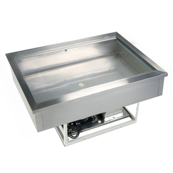 Tefcold CW2 Drop In Buffet Display-Static Cooling