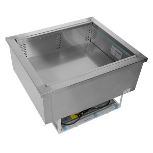 Tefcold CW2V Drop In Buffet Display-Assisted Cooling