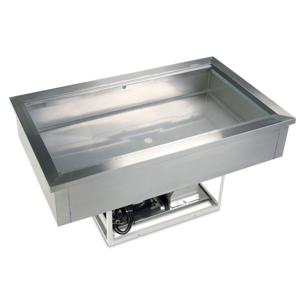 Tefcold CW3 Drop In Buffet Display-Static Cooling