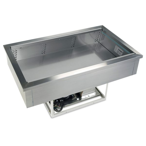 Tefcold CW3V Drop In Buffet Display-Assisted Cooling