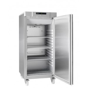 Gram Compact F310 Freezer-Stainless Steel