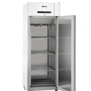 Gram Compact F610 Single Door Freezer (513ltr) - White