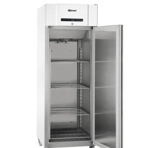 Gram Compact F610 Single Door Freezer (513ltr)-White