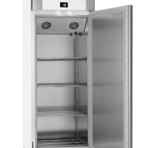 Gram Eco Twin F82 Single Door Freezer-White