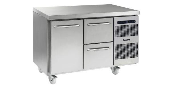 Gram Gastro K1407CSHADL/2DC2 Counter Fridge-1 Door & 2 Drawers