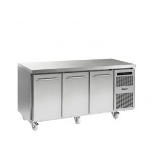 Gram Gastro K1807 3 Door Counter Fridge
