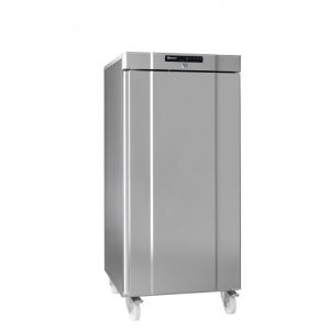 Gram Compact K310 Fridge -Stainless Steel