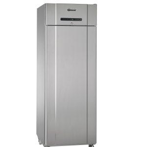 Gram Compact K610 Single Door Fridge (513ltr) - Stainless Steel
