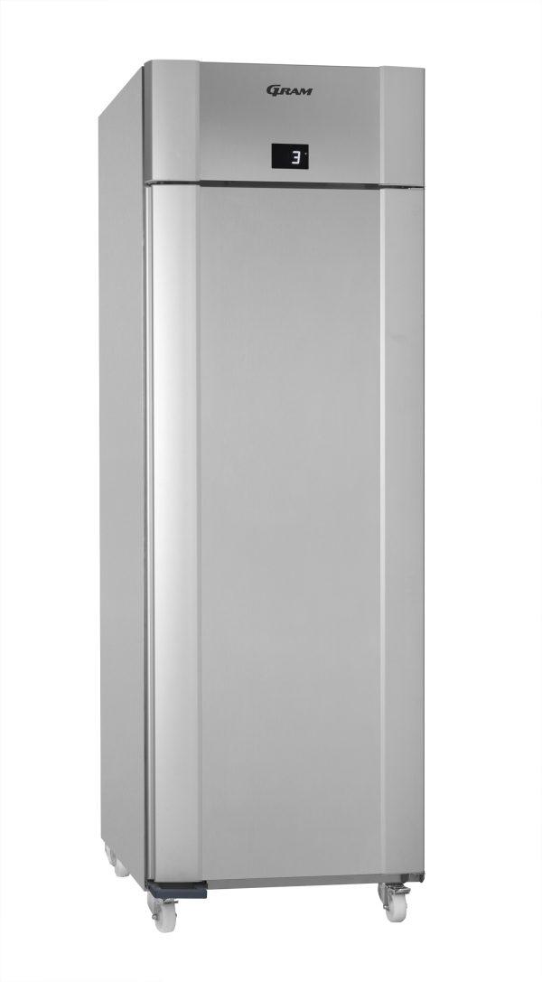 Gram Eco Plus M70 Fresh Meat Fridge-Vario Silver