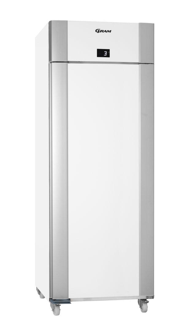 Gram ECO Twin M82 Single Door Fresh Meat Fridge-White