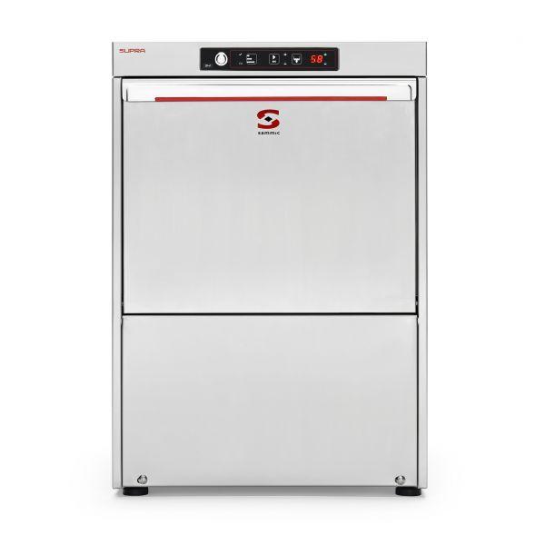 Sammic S-41 Supra Glasswasher -Built in Water Softener & Drain Pump