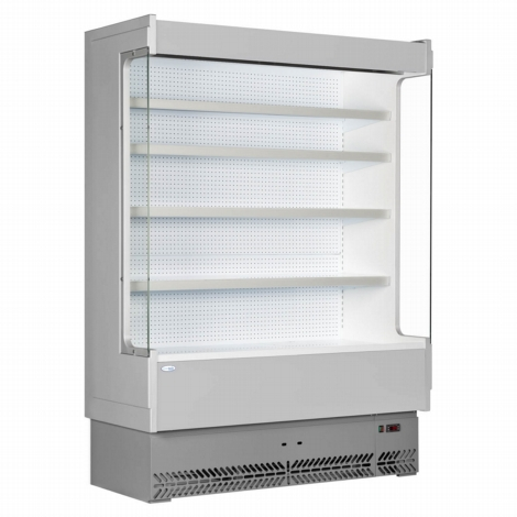 Interlevin SP60-140 Italia Range Slimline Multideck-Grey - White