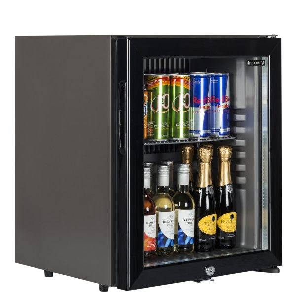 Tefcold TM32G Mini Bar Fridge-Glass Door