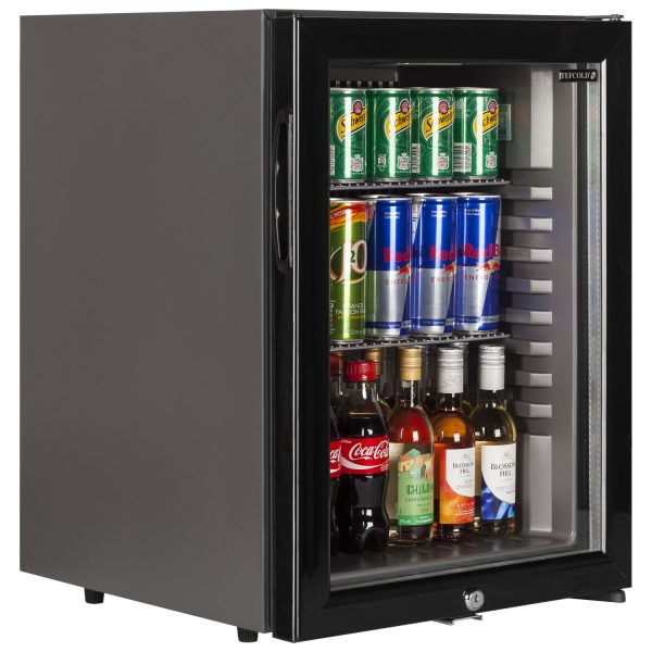 Tefcold TM22G Mini Bar Fridge -Glass Door
