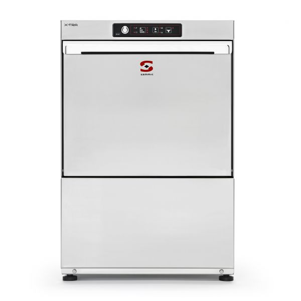 Sammic X-41D X-tra Line Glasswasher -Water Softener