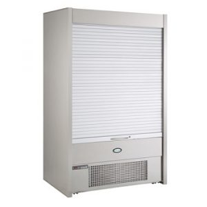Foster Pro FMPRO1200 Multideck -Stainless Steel-Roller Shutter-No Light