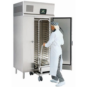 Foster RBCT20-60 Roll In Cabinet Blast Chiller-Integral-400V/3PH/50Hz - 16Amp