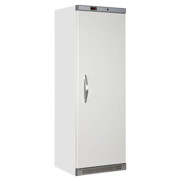 Tefcold UR400 Solid Door Refrigerator -White