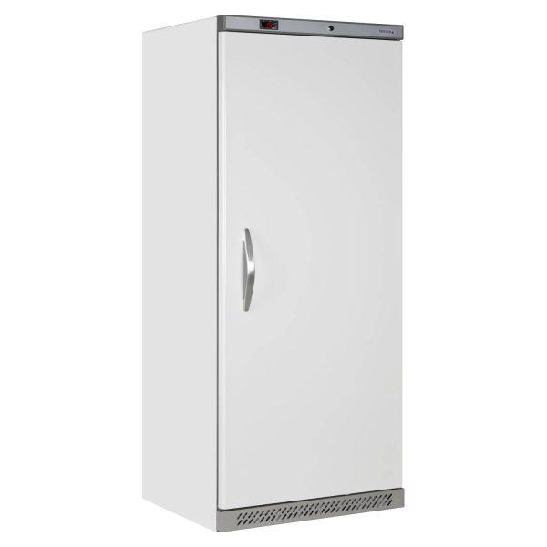 Tefcold UR600 Solid Door Refrigerator-White
