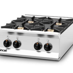 Lincat Opus 800 OG8003 4 Burner Boiling Top