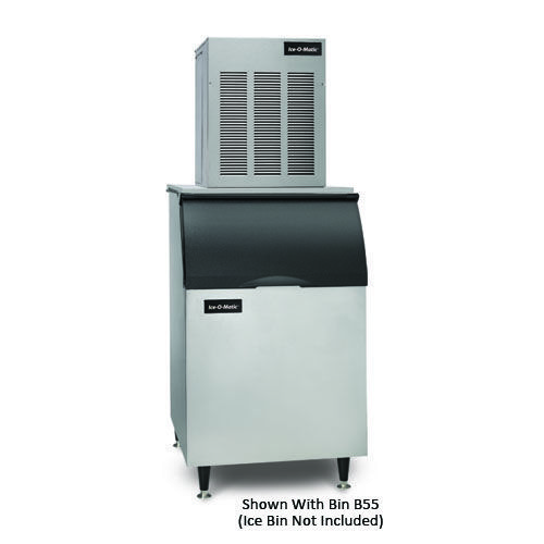 Classeq GEM9655 Nugget Ice Machine with B55 Storage Bin