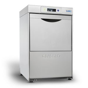 Classeq D400DUO Dishwasher -Built in Water Softener & Drain Pump