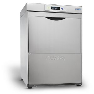 Classeq D500DUO Dishwasher -Built in Water Softener & Drain Pump