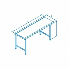 Classeq Left Hand Entry Table