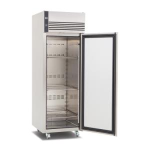 Foster EP700H Single Door Upright Fridge-Stainless Steel Ext/Aluminum Int-R290
