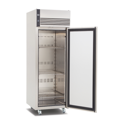 Foster EP700H Single Door Upright Fridge-Stainless Steel-R290