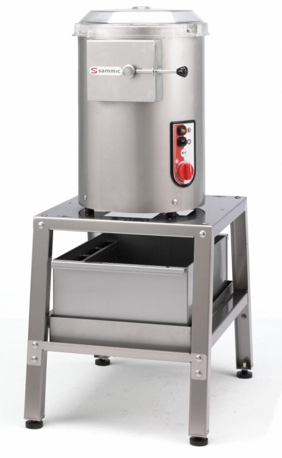 Sammic Stainless Steel Floor Stand with filter-0