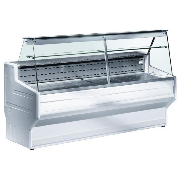 Zoin Hill Slimline Deli Serve Over Counter-1500mm-0