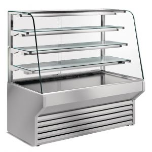 Zoin Harmony Ventilated Bakery Serve Over Counter -940mm-0
