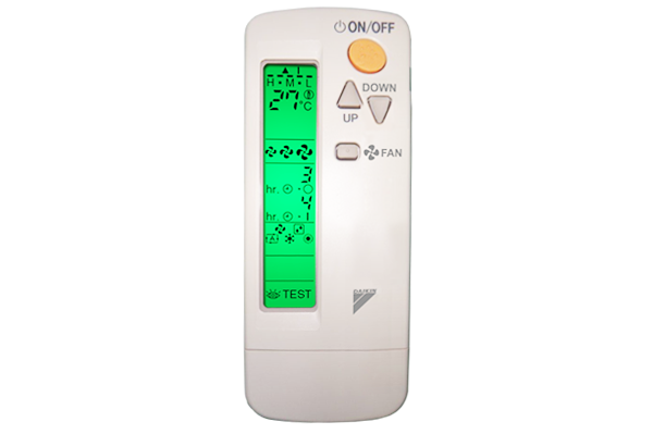 Daikin BRC7FA532F Remote Controller