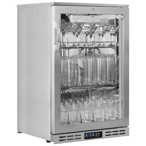 Interlevin GF10HSS Glass Froster/Sub Zero Cooler