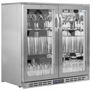 Interlevin GF20HSS Glass Froster/Sub Zero Cooler