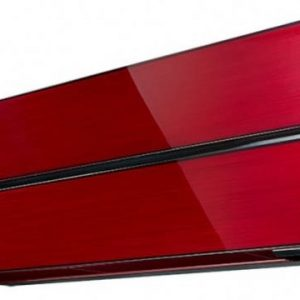 Mitsubishi Electric Zen MSZ-LN50VG Air Conditioning System -Ruby Red