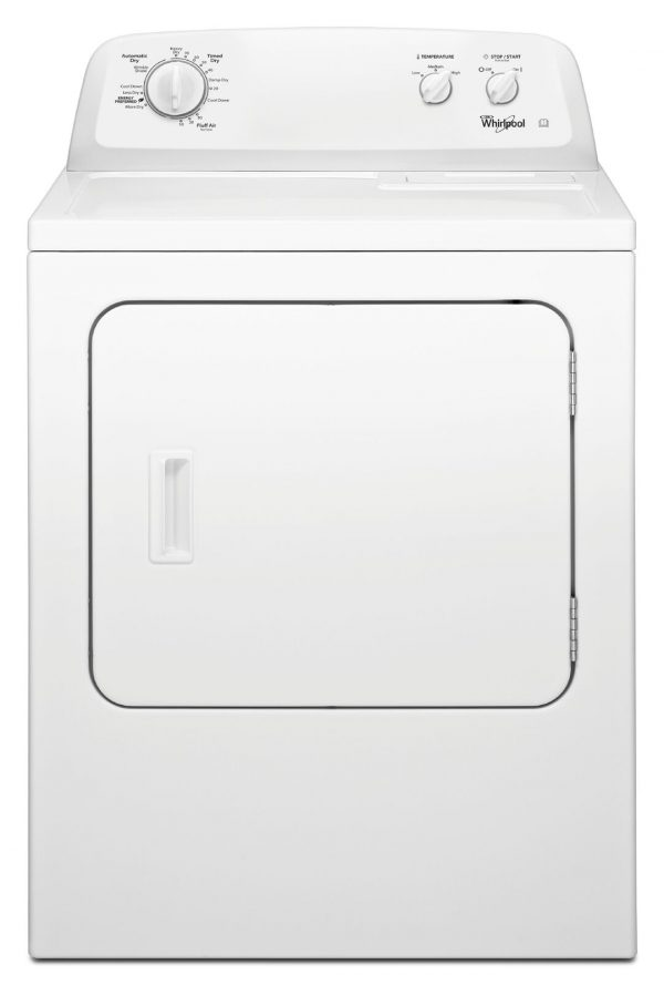 Whirlpool Atlantis Classic 3LWED4705FW Dryer