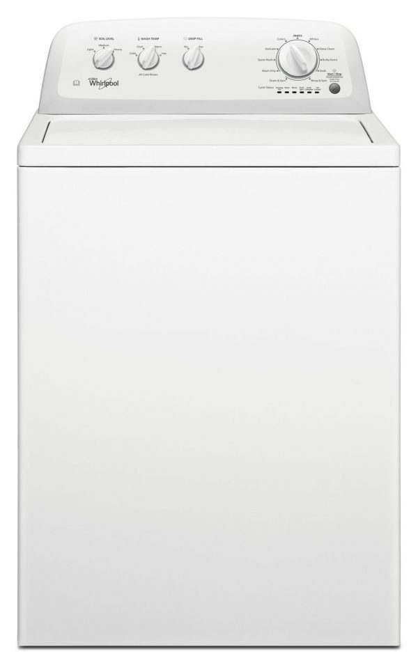 Whirlpool Atlantis Classic 3LWTW4705FW Washing Machine