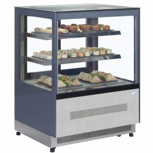 Interlevin LPD900F Chilled Display Cabinet