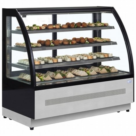 Interlevin LPD900C Chilled Display Cabinet