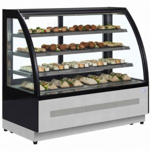 Interlevin LPD1700C Chilled Display Cabinet