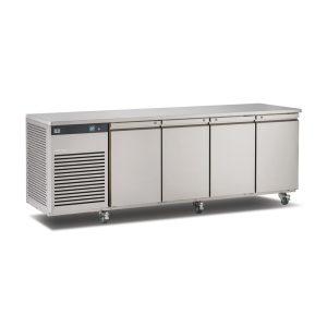 Foster EcoPro G2 EP1/4H 4 Door Counter Fridge-Stainless Steel-4 Door-R290