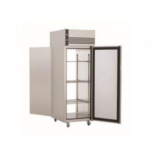 Foster EcoPro G2 EP700P Pass Through Refrigerator-Stainless Steel-R134a