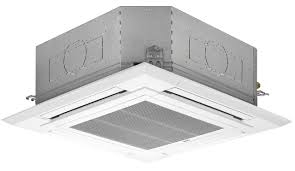 Mitsubishi Electric PLA - ZM125EA 4 Way Blow Ceiling Cassette Air Conditioning System-400V/3PH/50Hz-R32