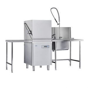 Classeq P500A Hood Type Dishwasher - with optional Tabling