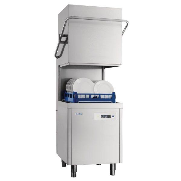 Classeq P500A Hood Type Dishwasher - Hood Open