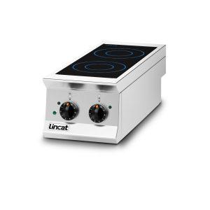 Lincat Opus 800 OE8013 2 Zone Induxtion Hob