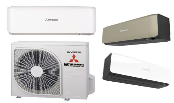 Mitsubishi Heavy Industries SRK25ZS-S Air Conditioning System-White