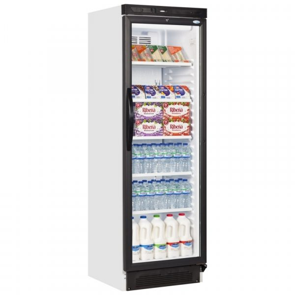 Interlevin SC381B Glass Door Merchandiser